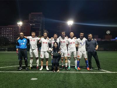 南丰足球队成立